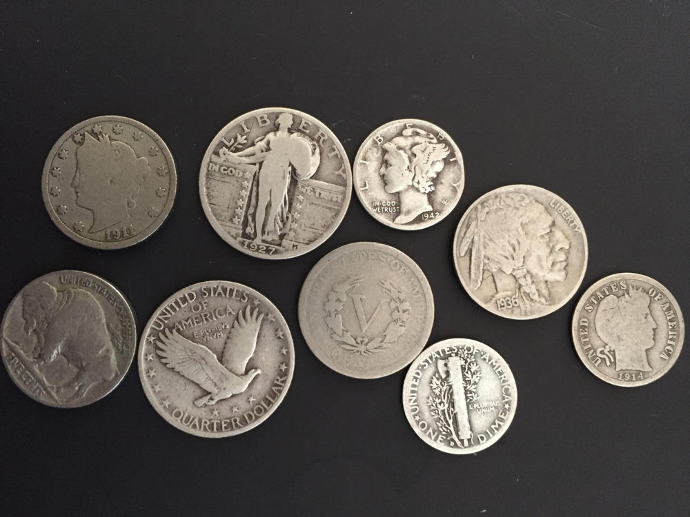 5 Tips For Finding Rare Coins In Circulation & Making