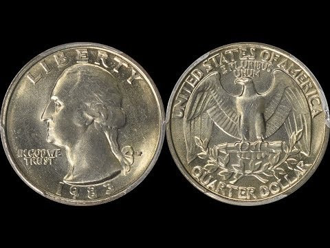 Valuable Quarters New How Valuable are 1983 Quarters Newly Minted Coins are Of Luxury 46 Pictures Valuable Quarters