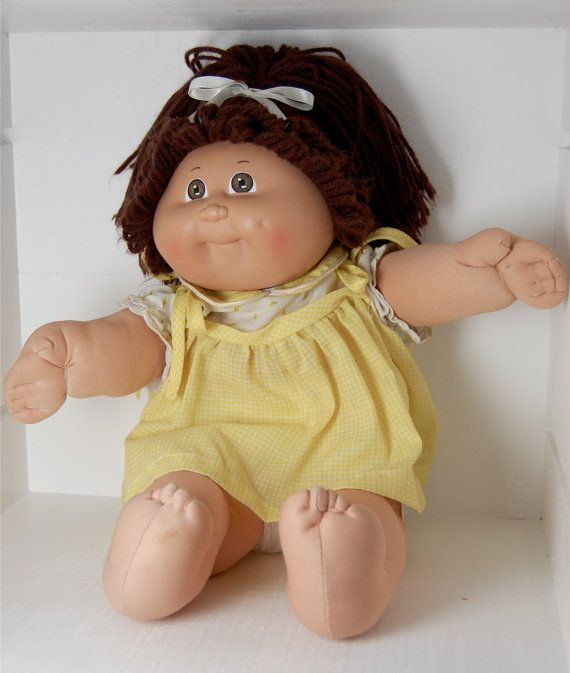 Vintage Cabbage Patch Dolls Awesome Best 25 Vintage Cabbage Patch Dolls Ideas On Pinterest Of Vintage Cabbage Patch Dolls Fresh Cabbage Patch Kids Vintage Doll Limited Edition 30th