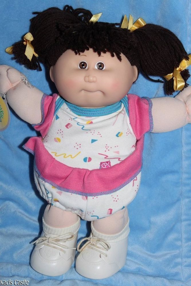 Vintage Cabbage Patch Dolls Awesome the 117 Best Images About Cabagge Patch Dolls On Pinterest Of Vintage Cabbage Patch Dolls Fresh Cabbage Patch Kids Vintage Doll Limited Edition 30th