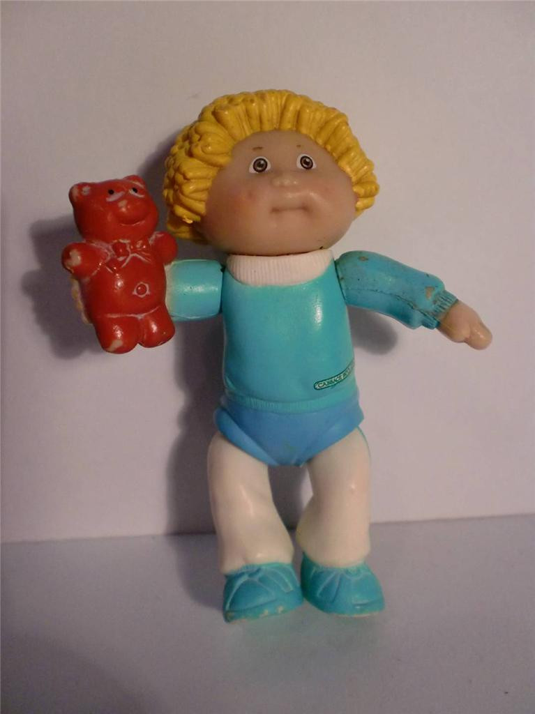 Vintage Cabbage Patch Dolls Awesome Vintage Poseable Cabbage Patch Kids Doll Figure Figurine Of Amazing 43 Models Vintage Cabbage Patch Dolls