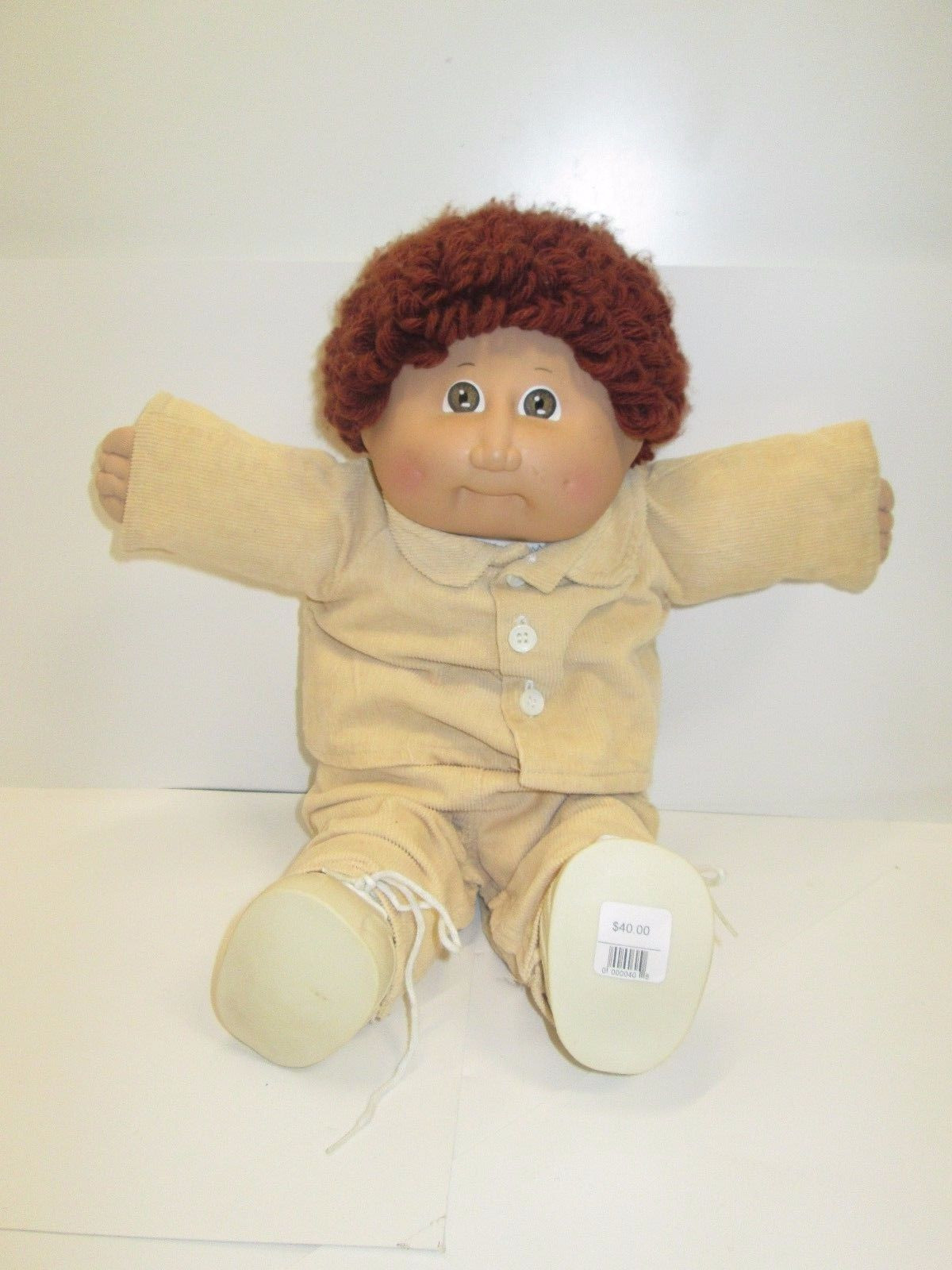 Vintage Cabbage Patch Dolls Best Of 17 Vintage Cabbage Patch Doll Brown Hair Eyes 1978 1982 Of Vintage Cabbage Patch Dolls Fresh Cabbage Patch Kids Vintage Doll Limited Edition 30th