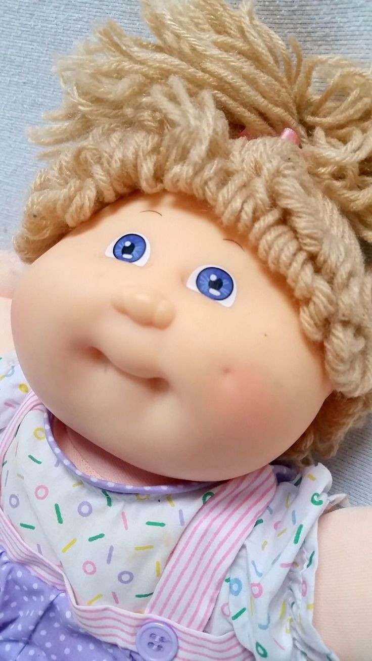 Best 25 Vintage cabbage patch dolls ideas on Pinterest