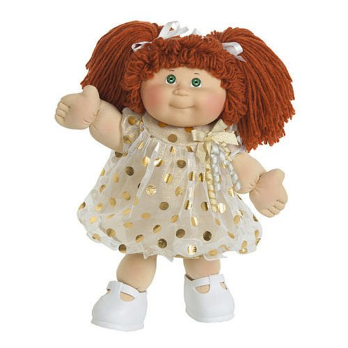 Vintage Cabbage Patch Dolls Best Of Vintage Cabbage Patch Kids 16 Inch Classic Doll Red Hair Of Vintage Cabbage Patch Dolls Fresh Cabbage Patch Kids Vintage Doll Limited Edition 30th