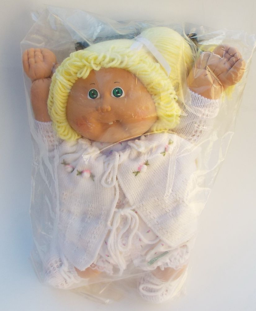 "Vintage Cabbage Patch Dolls Best Of Vintage Cabbage Patch Kids Preemie 14"" Doll Hyacintha June Of Amazing 43 Models Vintage Cabbage Patch Dolls"
