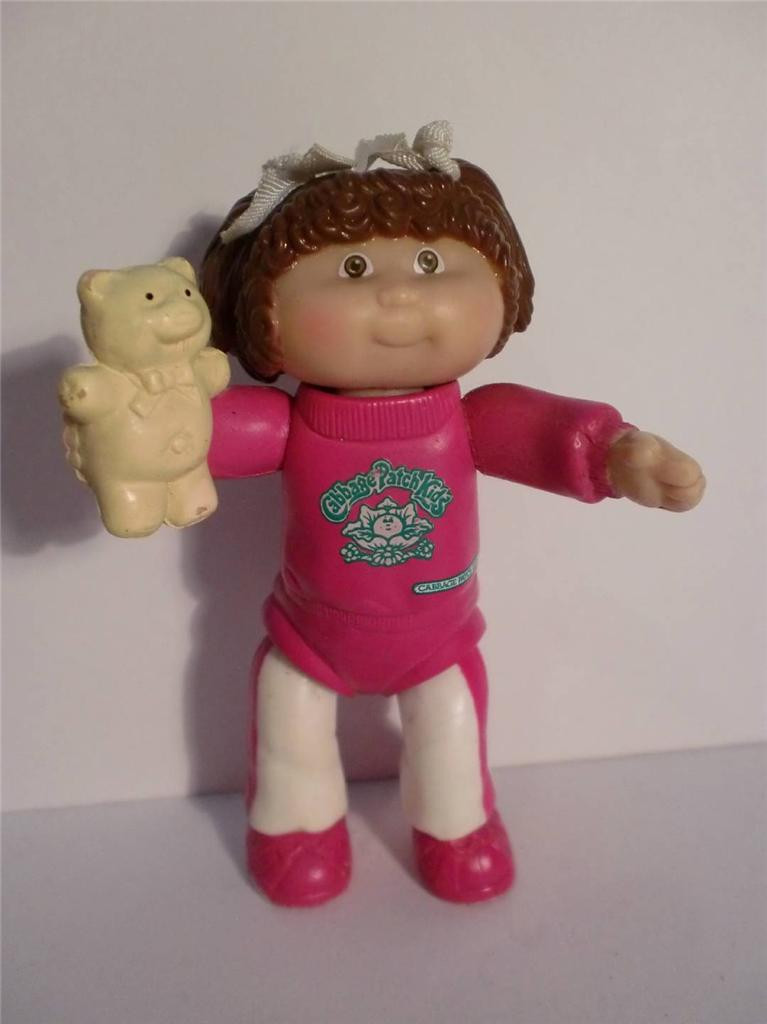 Vintage Cabbage Patch Dolls Best Of Vintage Poseable Cabbage Patch Kids Doll Figure Figurine Of Vintage Cabbage Patch Dolls Fresh Cabbage Patch Kids Vintage Doll Limited Edition 30th