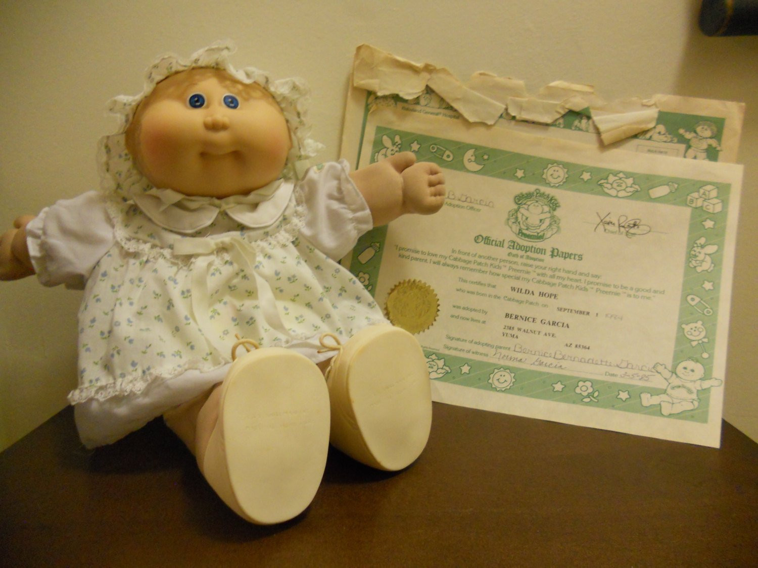 Vintage Cabbage Patch Dolls Fresh Vintage Cabbage Patch Doll Of Amazing 43 Models Vintage Cabbage Patch Dolls