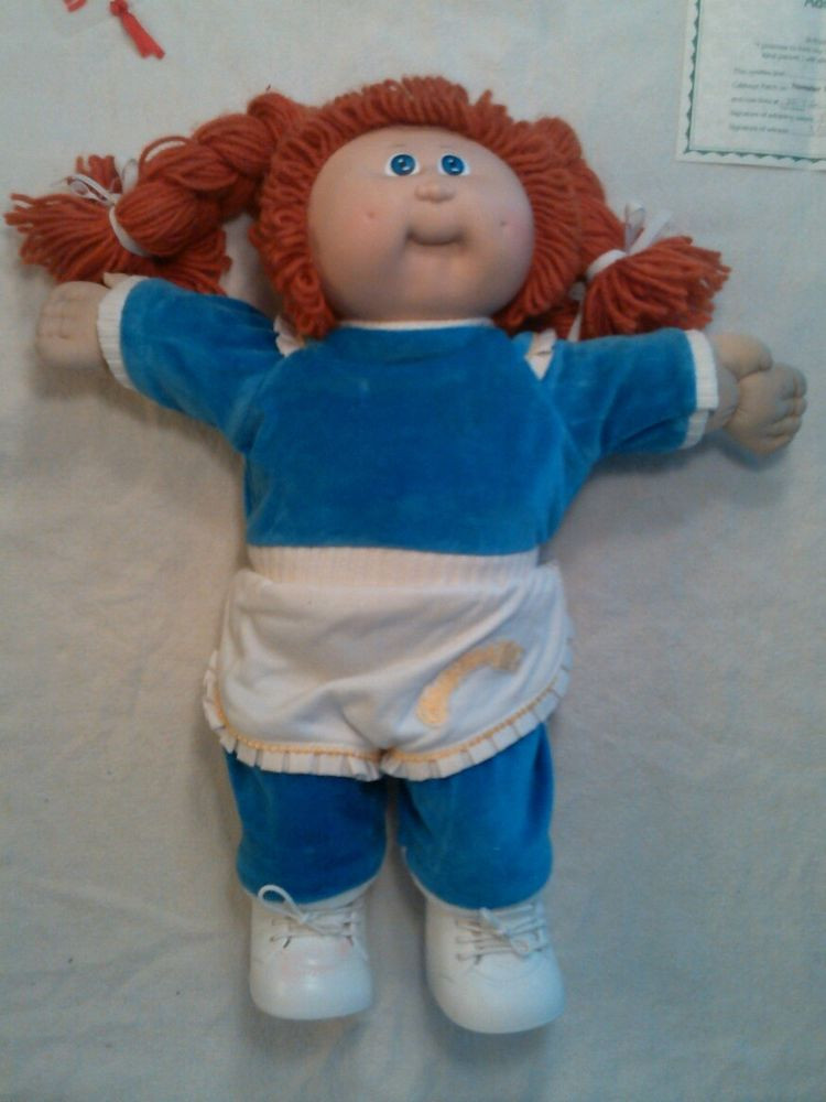 Vintage Cabbage Patch Dolls Inspirational Vintage Cabbage Patch Doll with Birth Certificate and Of Vintage Cabbage Patch Dolls Fresh Cabbage Patch Kids Vintage Doll Limited Edition 30th