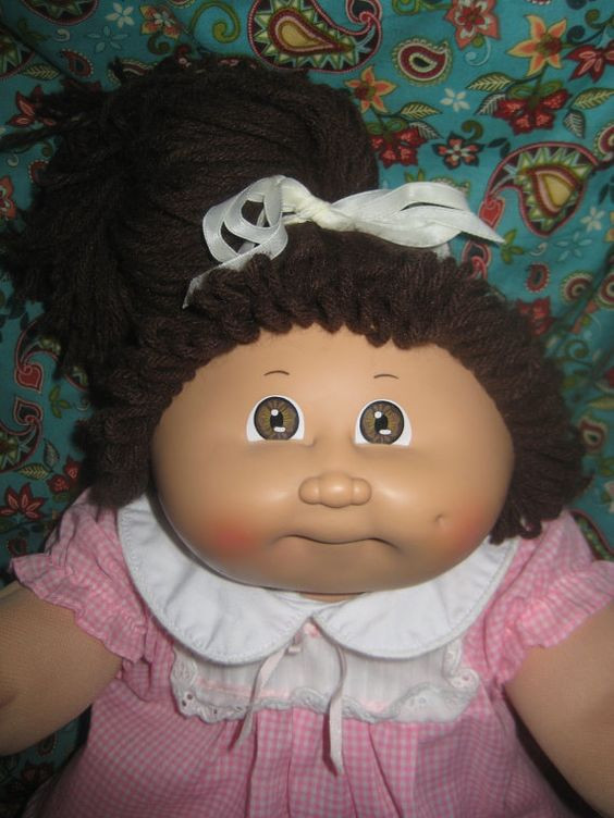 Vintage Cabbage Patch Dolls Lovely Vintage Cabbage Patch Kid Doll Girl Of Amazing 43 Models Vintage Cabbage Patch Dolls