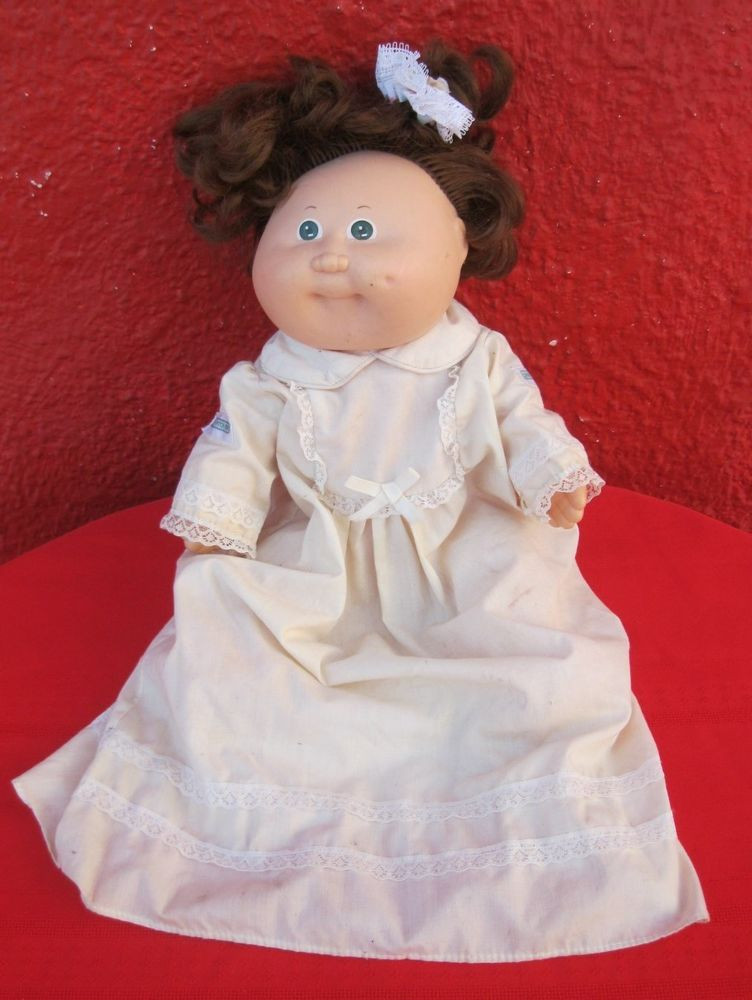 Vintage Cabbage Patch Dolls New Vintage Cabbage Patch Doll Plastic Body Signed 1982 Coleco Of Amazing 43 Models Vintage Cabbage Patch Dolls