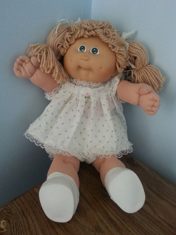 Vintage Cabbage Patch Dolls Unique 1000 Images About Cabbage Patch Kids On Pinterest Of Vintage Cabbage Patch Dolls Fresh Cabbage Patch Kids Vintage Doll Limited Edition 30th