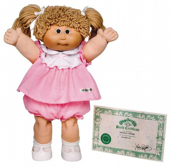 Vintage Cabbage Patch Dolls Unique Our Favorite Vintage 80 S Children S toys Of Amazing 43 Models Vintage Cabbage Patch Dolls