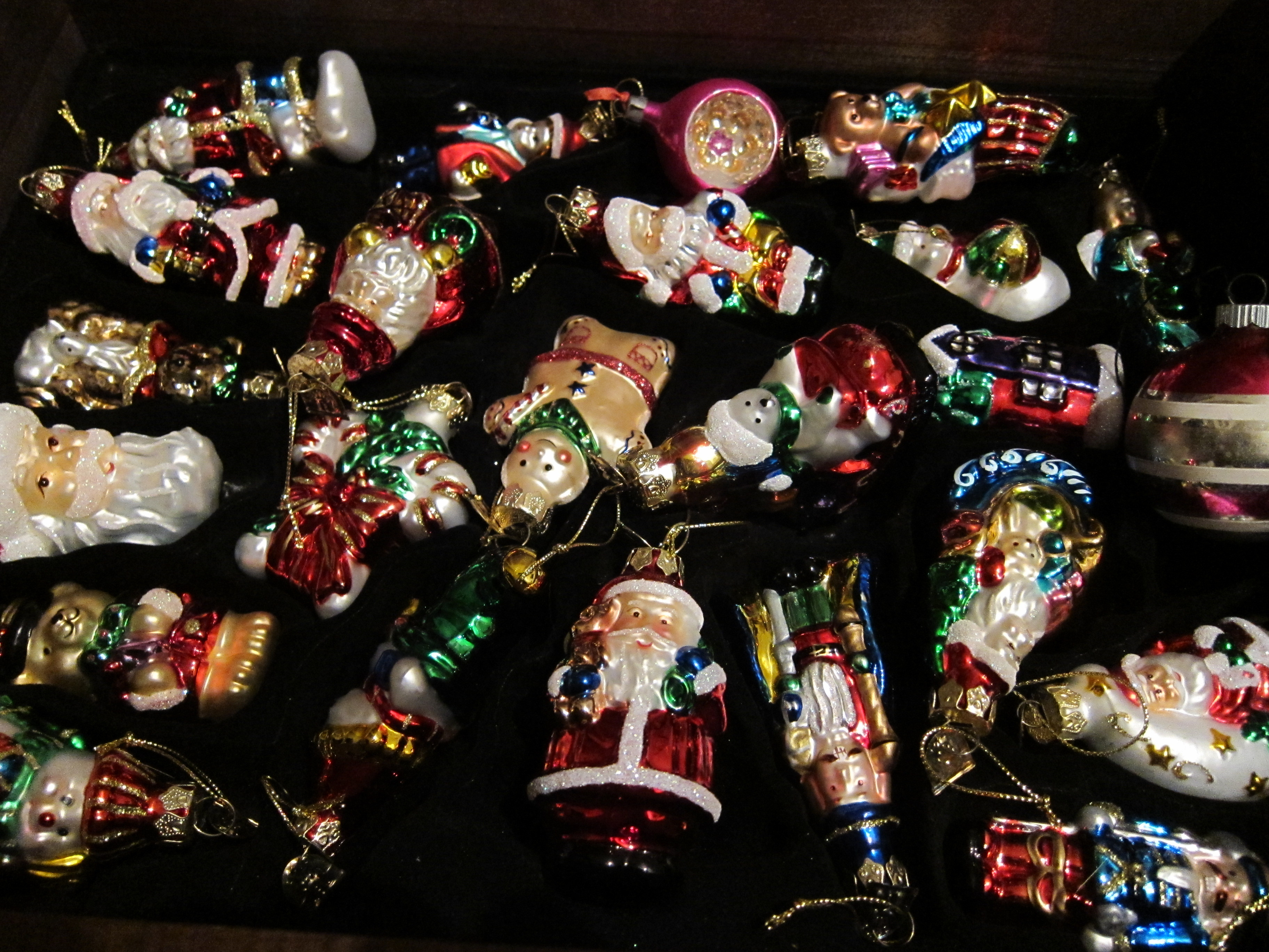 Vintage Christmas ornaments Best Of Christmas Lori S Favorite Things Of Lovely 43 Images Vintage Christmas ornaments