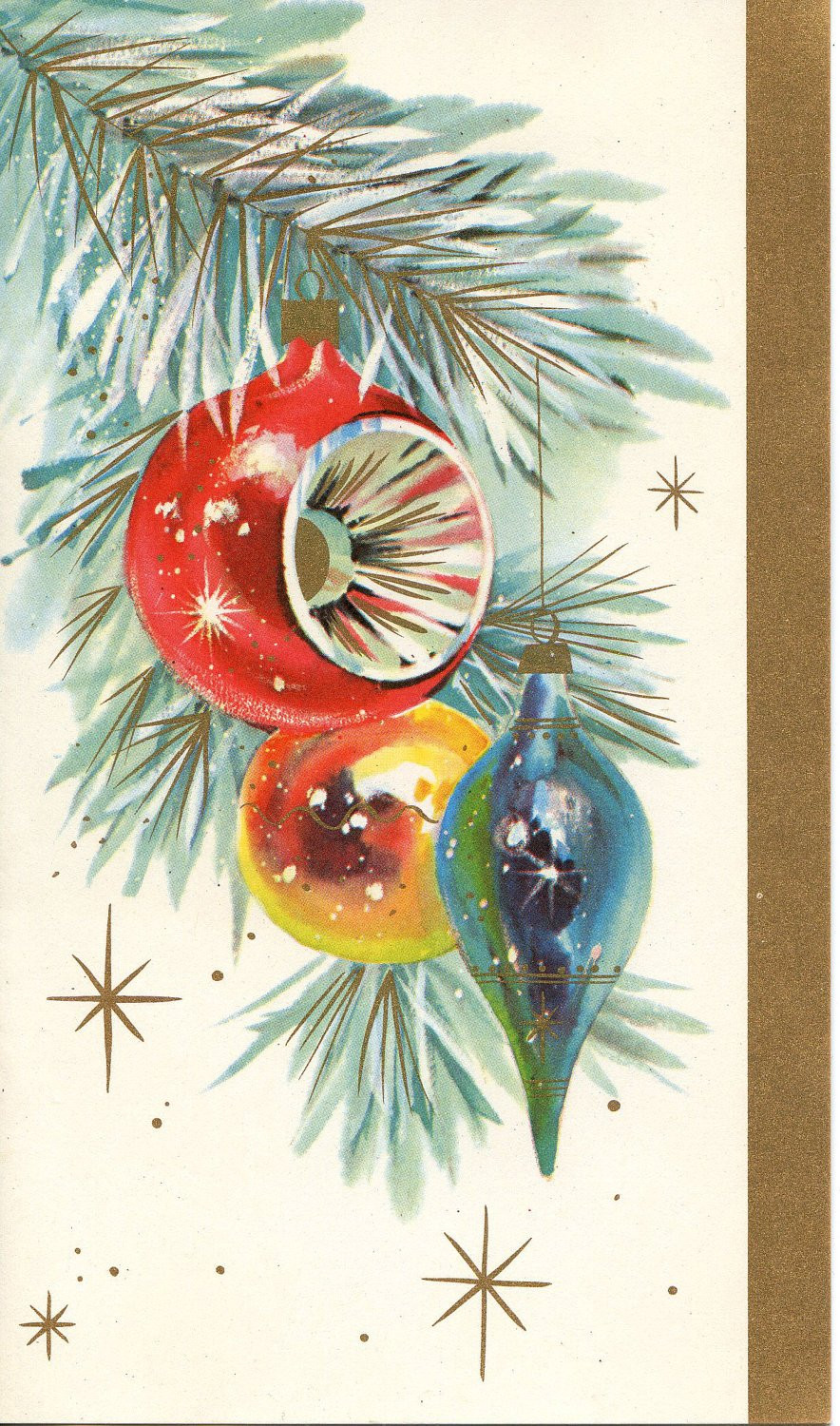 Vintage Christmas ornaments Best Of Vintage Christmas Card ornament Tree Of Lovely 43 Images Vintage Christmas ornaments