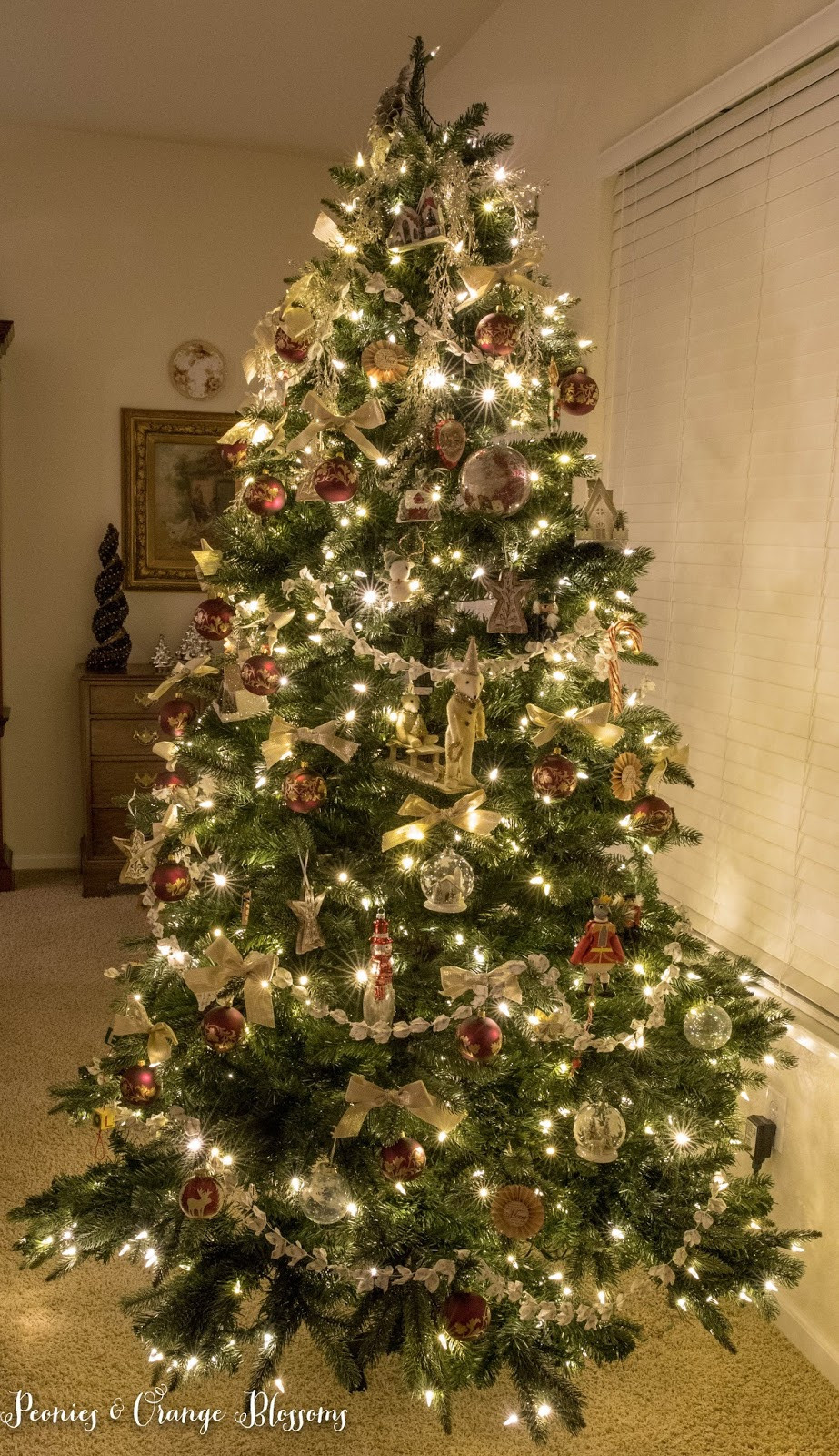 Vintage Christmas Tree Awesome Classic Vintage Christmas Tree Petite Haus Of Luxury 47 Pictures Vintage Christmas Tree