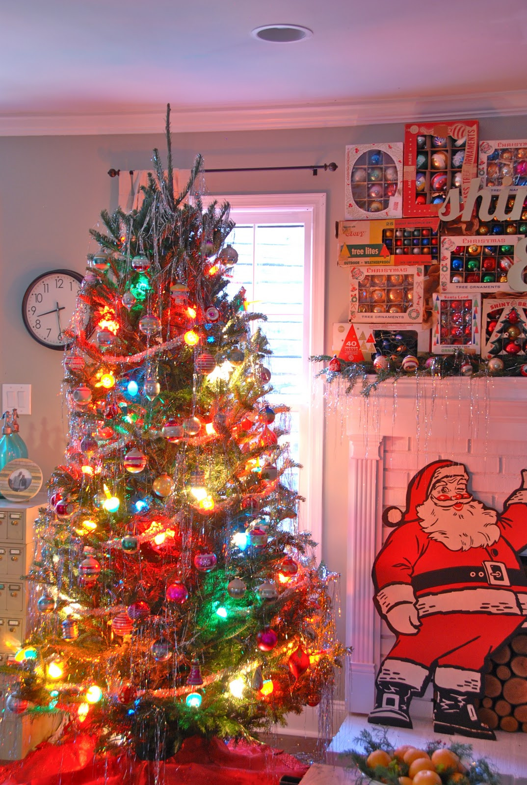 Vintage Christmas Tree Beautiful Blue Eyed Yonder Shiny Brite Christmas Of Luxury 47 Pictures Vintage Christmas Tree