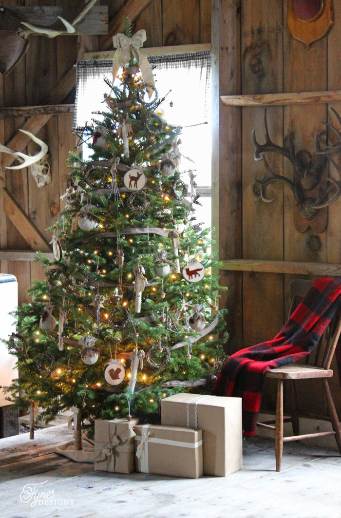 Vintage Christmas Tree Lovely Have Yourself A Very Rustic Christmas Fynes Designs Of Luxury 47 Pictures Vintage Christmas Tree