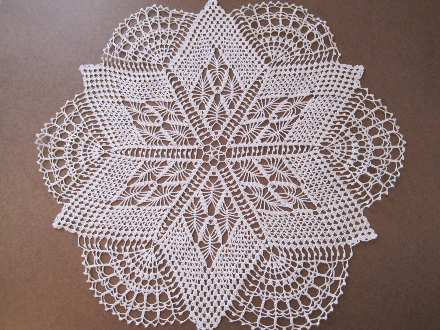 Vintage Crochet Doilies Best Of Doilies Doily Handmade Crochet Star Vintage by Cuckoosfabrik Of New 45 Models Vintage Crochet Doilies