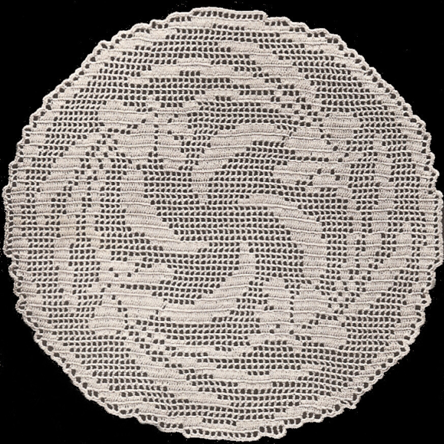 Vintage Crochet Doilies Fresh Vintage Crochet Pattern to Make Flower Motif Round Filet Of New 45 Models Vintage Crochet Doilies
