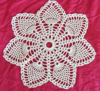 Vintage Crochet Doilies Luxury Crochet Doily Vintage Pattern Of New 45 Models Vintage Crochet Doilies