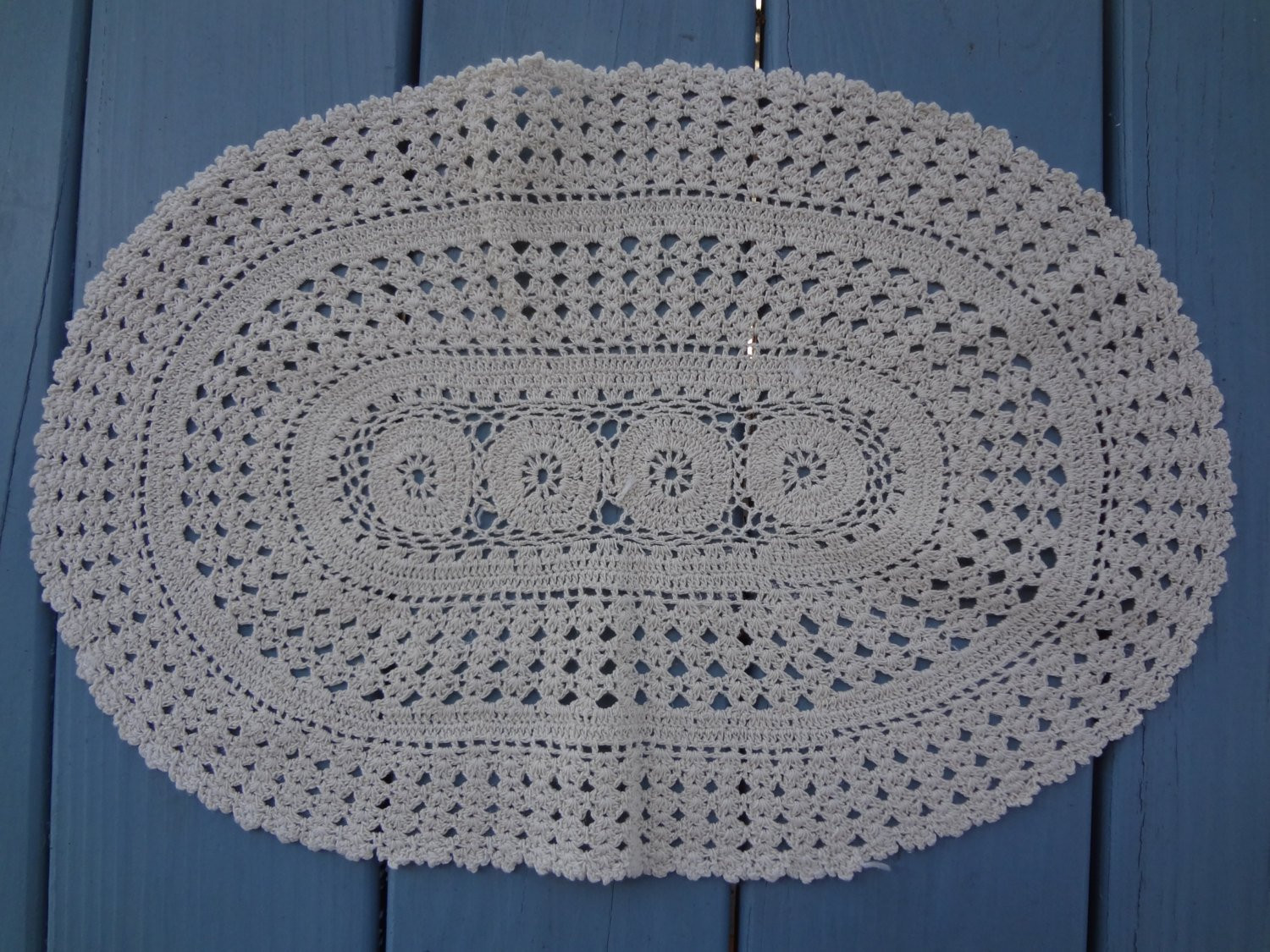 Vintage Crochet Doilies New Vintage Crochet Oval Doily Of New 45 Models Vintage Crochet Doilies