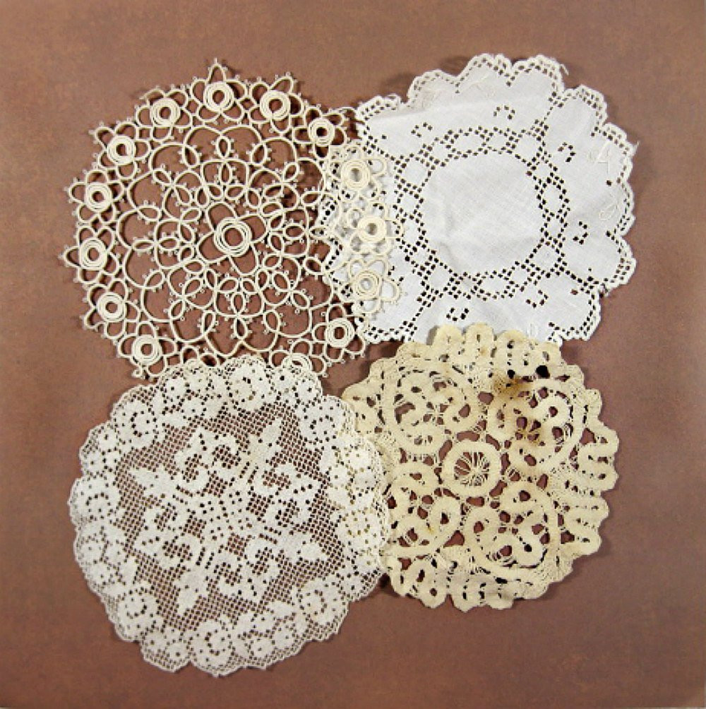 Vintage Doilies Elegant Small Antique Lace Doilies Handmade Of Superb 47 Images Vintage Doilies