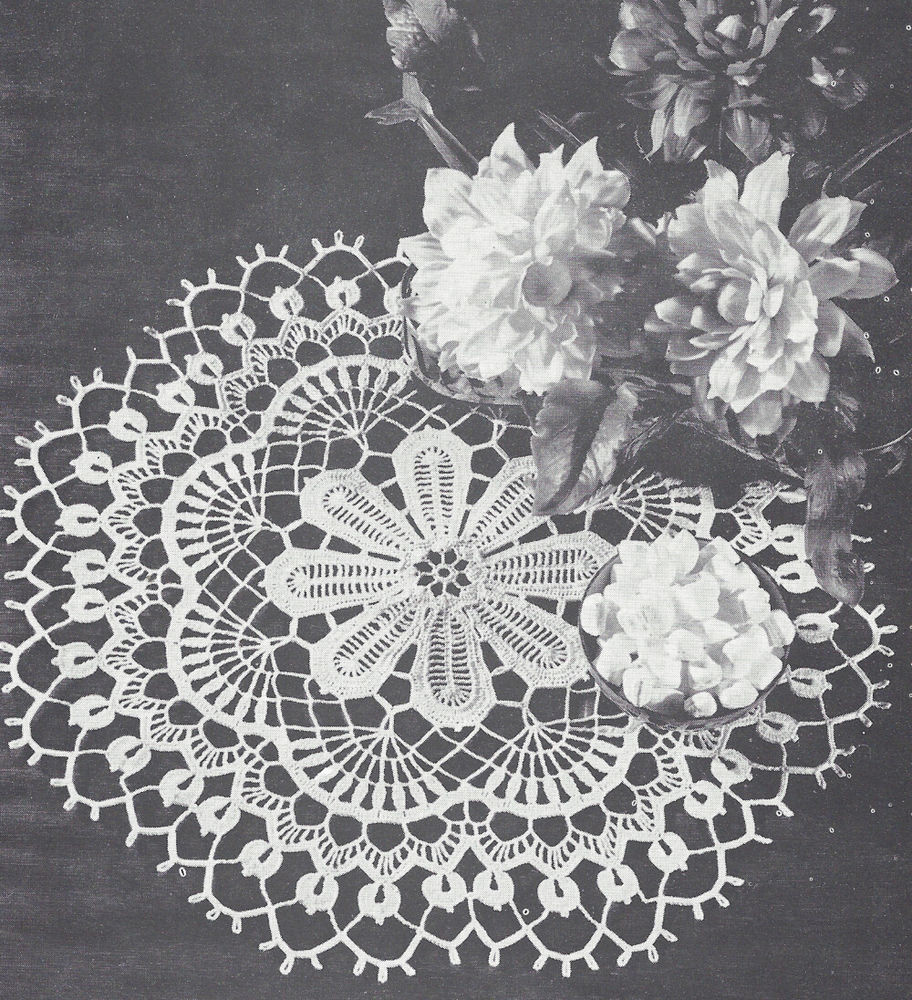 Vintage Doilies Fresh Vintage Crochet Pattern to Make Doily Centerpiece Mat Of Superb 47 Images Vintage Doilies