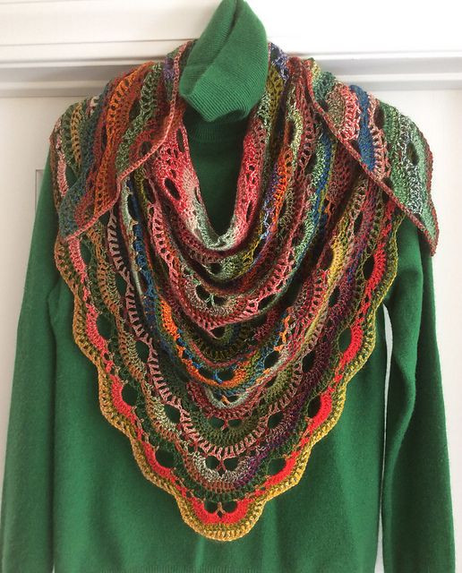 1000 images about Crochet Scarves Cowls and Wraps on