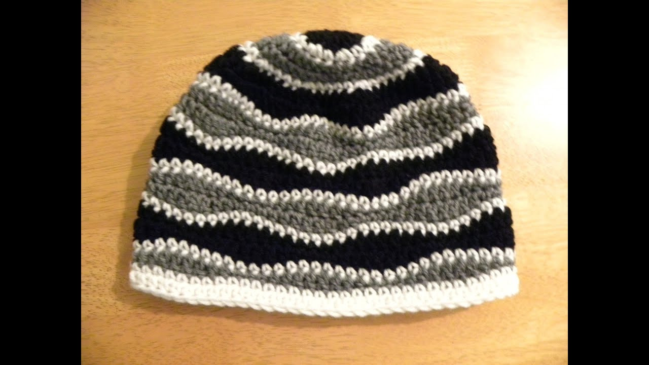 Wave Crochet Pattern Free New Brain Waves Beanie Tutorial Part 1 Laughlovecreate Of Perfect 43 Pics Wave Crochet Pattern Free
