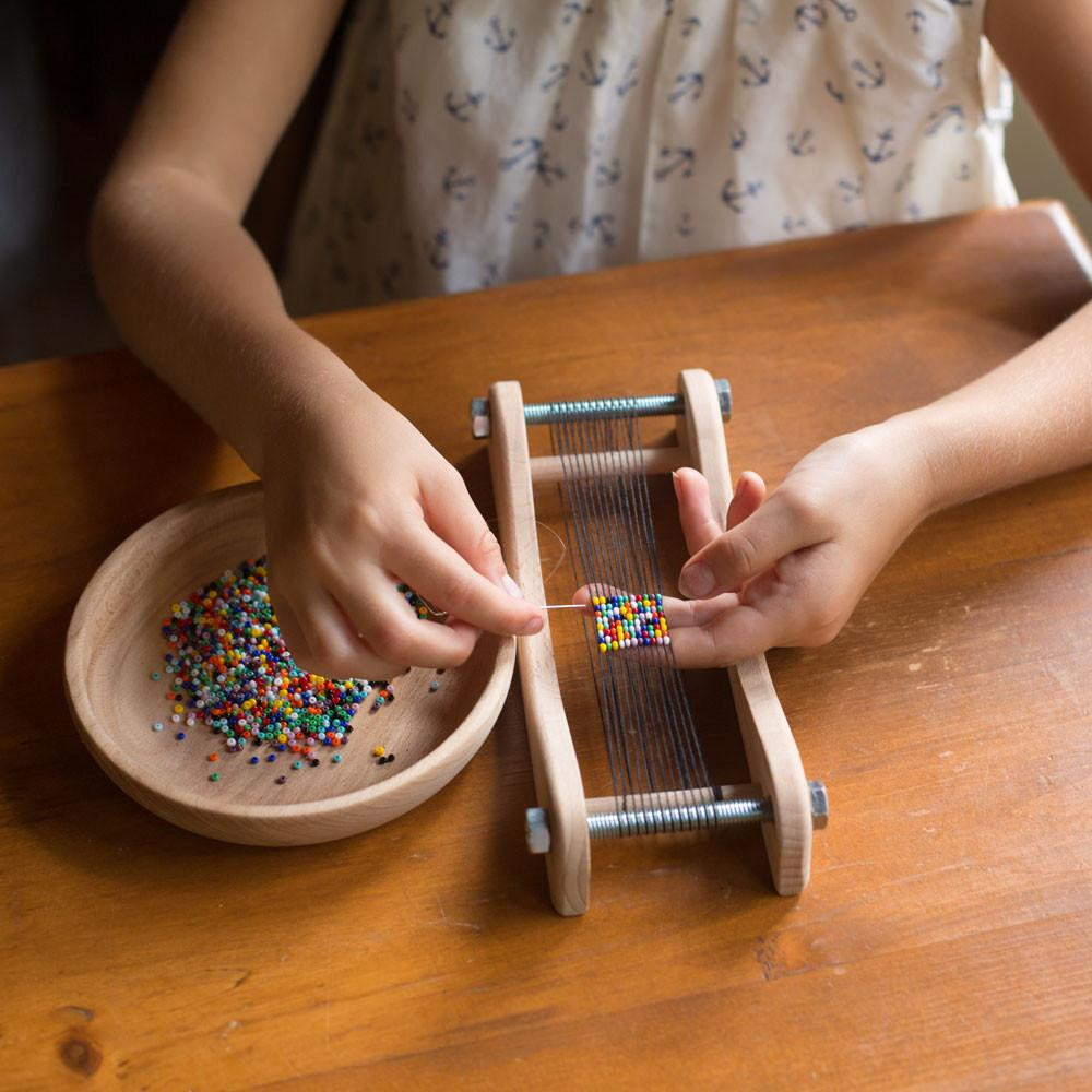 Bead Weaving Loom – Nova Natural Toys & Crafts