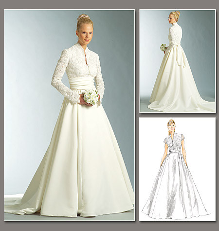 Wedding Dress Patterns Luxury Diy Wedding Dress In Grace Kelly Style From Vogue Patterns Of Incredible 44 Images Wedding Dress Patterns