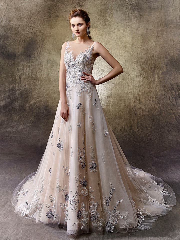 Wedding Dress Patterns New Bridal Trends Playful Patterns Arizona Weddings Of Incredible 44 Images Wedding Dress Patterns