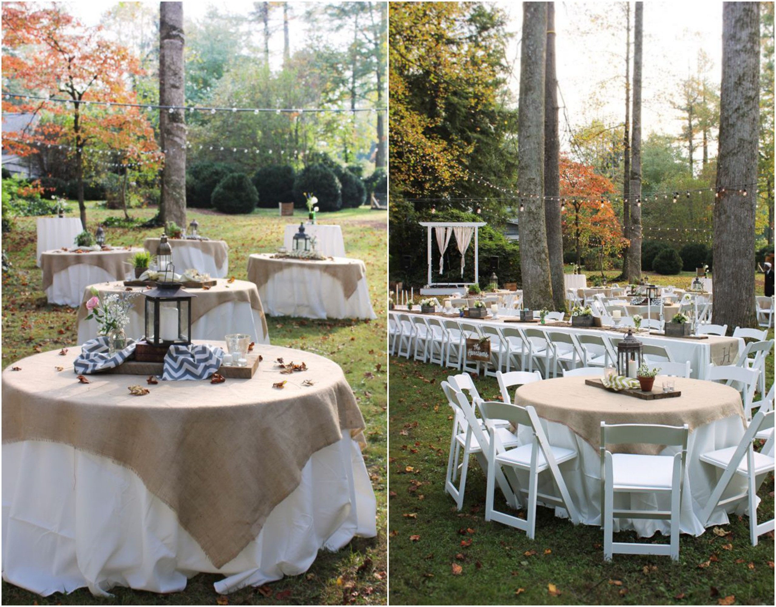 Wedding Table Decorations Lovely Rustic Vintage Backyard Wedding Emily Hearn Rustic Of Delightful 41 Ideas Wedding Table Decorations