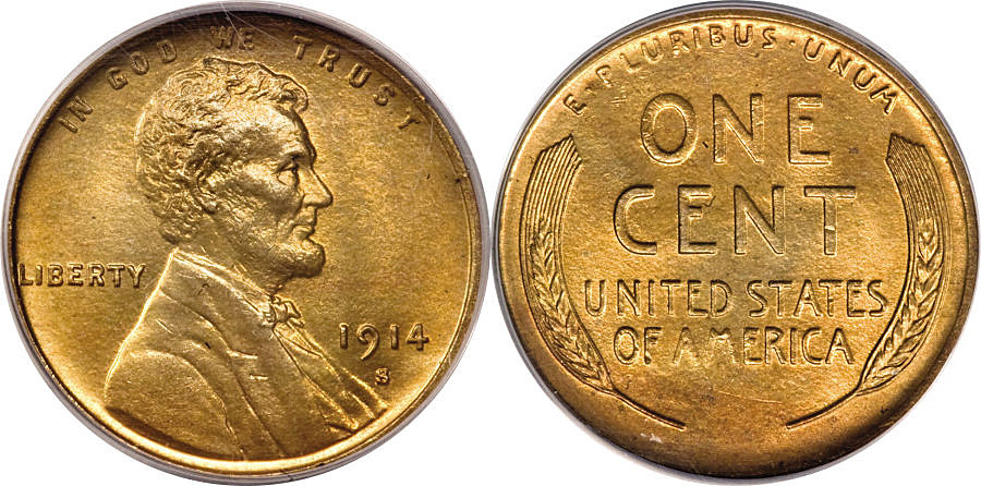 lincoln wheat cent value 1909 58