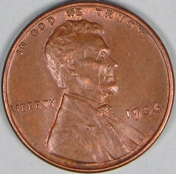 Wheat Penny Value Beautiful 1936 P Lincoln Wheat Penny Em 323 Of Superb 40 Pictures Wheat Penny Value