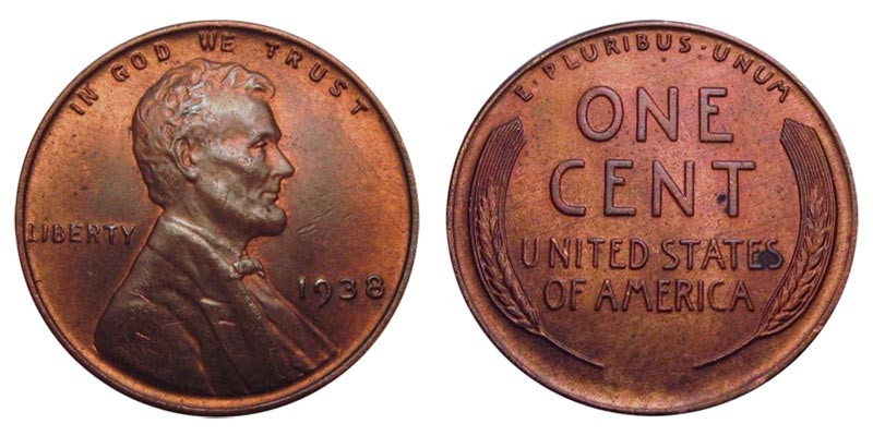 Wheat Penny Value Elegant 1938 Lincoln Wheat Cent Bronze Posite Penny Value and Of Superb 40 Pictures Wheat Penny Value