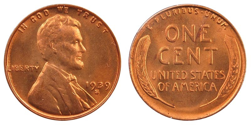 Wheat Penny Value Luxury 1939 S Lincoln Wheat Cent Bronze Posite Penny Value Of Superb 40 Pictures Wheat Penny Value