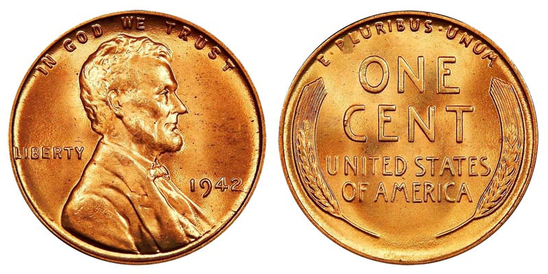 Wheat Penny Value New 1942 Lincoln Wheat Cent Bronze Posite Penny Value and Of Superb 40 Pictures Wheat Penny Value