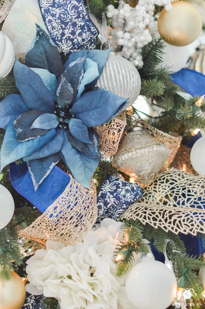 White Christmas ornaments Fresh Parade Of Christmas Trees 2016 Kelley Nan Of Attractive 44 Images White Christmas ornaments