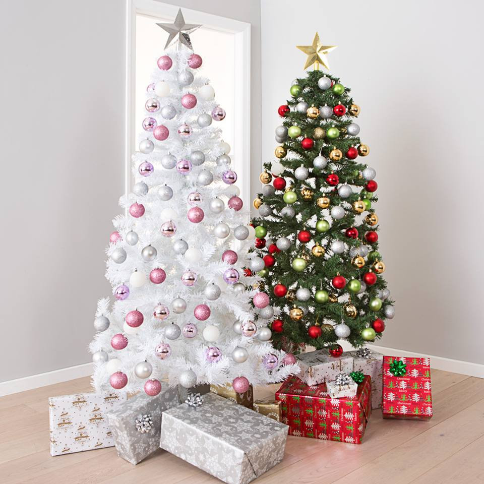 White Christmas ornaments New 50 Magical White Christmas Tree Decoration Ideas Of Attractive 44 Images White Christmas ornaments