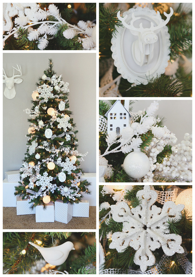 White Christmas Tree Balls Awesome White Christmas Dream Tree ornaments Eighteen25 Of Awesome 48 Models White Christmas Tree Balls