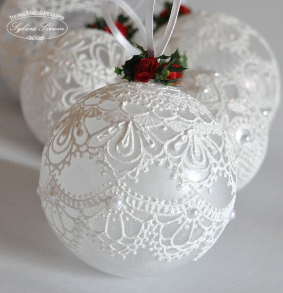White Christmas Tree Balls Lovely Best 25 Christmas ornaments Ideas On Pinterest Of Awesome 48 Models White Christmas Tree Balls