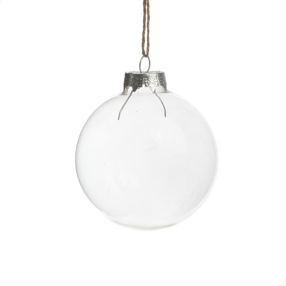 White Christmas Tree Balls Lovely Popular Clear Glass Christmas ornament Buy Cheap Clear Of Awesome 48 Models White Christmas Tree Balls