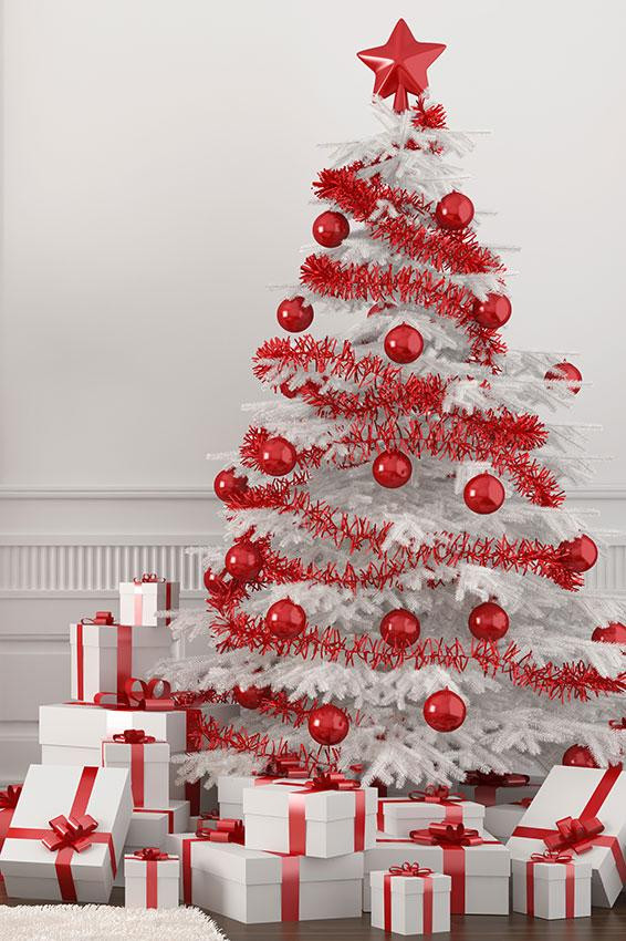 of Decorated Christmas Trees [Slideshow]