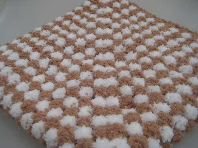 White Crochet Blanket Awesome Fluffy Brown White Crochet Baby Blanket Baby Cot Of Fresh 45 Pics White Crochet Blanket