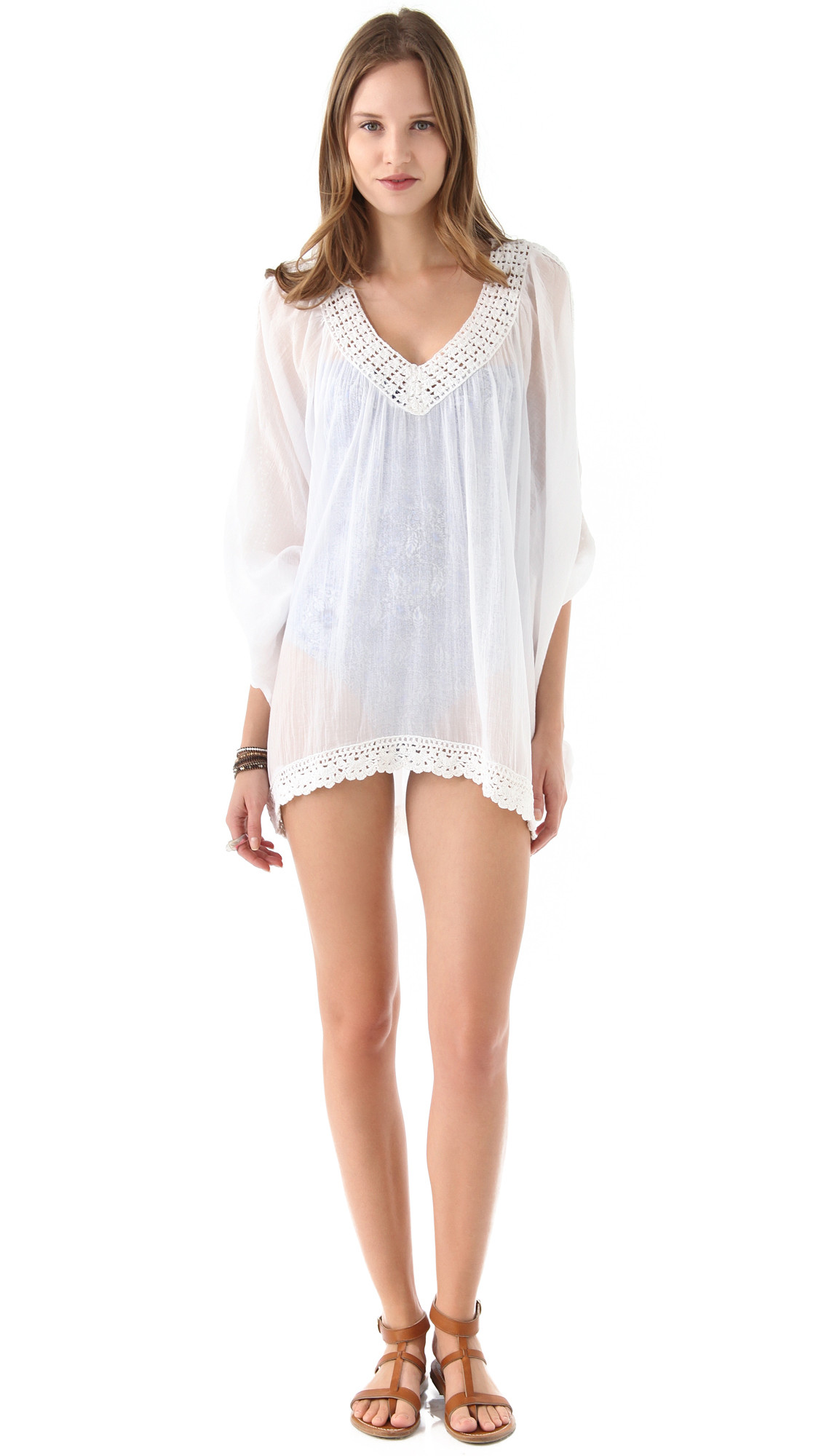 White Crochet Cover Up Best Of Dademar Crochet Cover Up Dress In White Of Unique 42 Pictures White Crochet Cover Up
