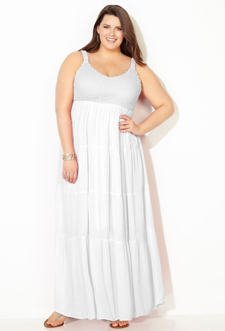 White Crochet Maxi Dresses Awesome White Crochet Maxi Dress Plus Size Dress Avenue Of Great 44 Pics White Crochet Maxi Dresses