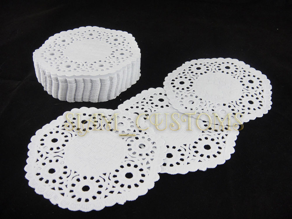 "White Doilies Best Of Doilies Paper White Round Lace Crafts 4"" 12 5"" Of Awesome 41 Photos White Doilies"