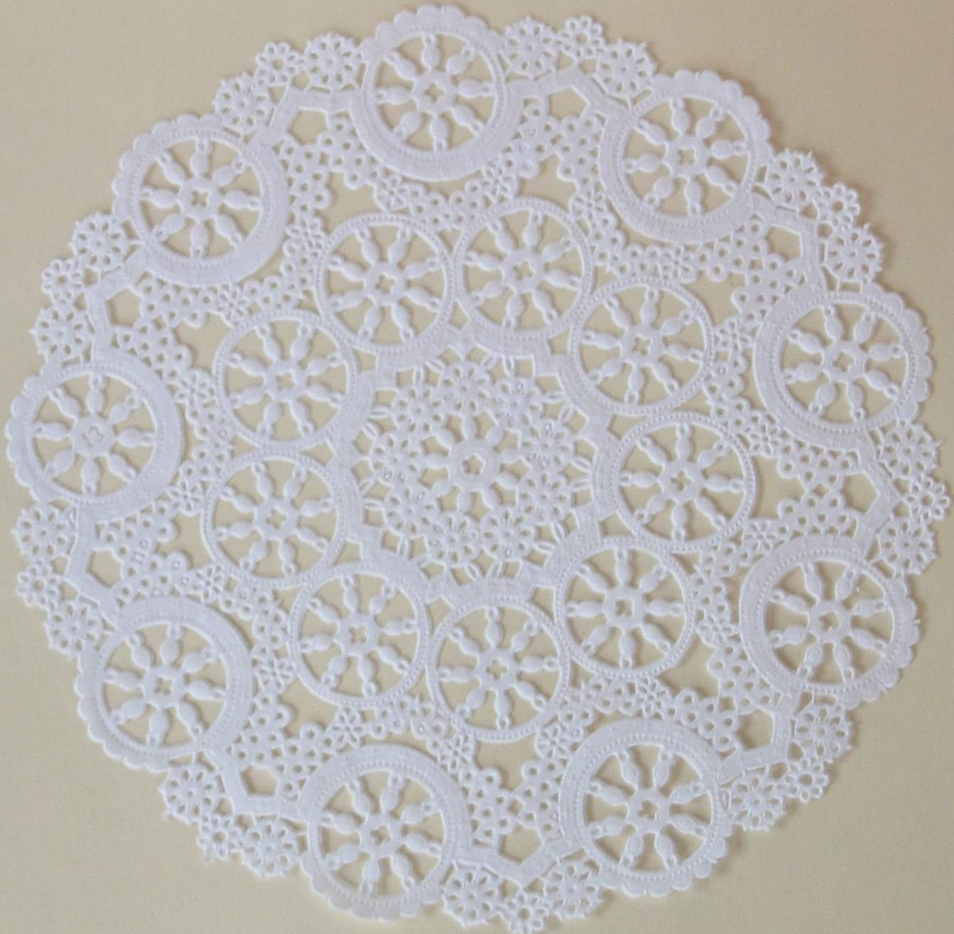 White Doilies Elegant 10 White Paper Doilies Medallion Lace Design 12 Inch Of Awesome 41 Photos White Doilies