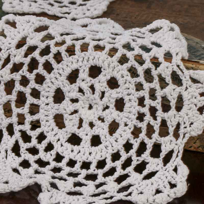 White Doilies Inspirational White Round Crocheted Doilies Crochet and Lace Doilies Of Awesome 41 Photos White Doilies